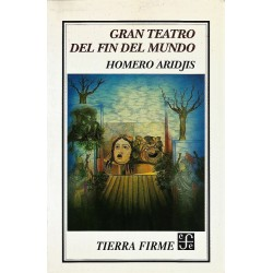 Libro. GRAN TEATRO DEL FIN DEL MUNDO