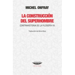 Libro. LA CONSTRUCCIÓN DEL SUPERHOMBRE