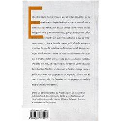 DISOLVENCIAS, LITERATURA, CINE Y RADIO EN MÉXICO (1900-1950)